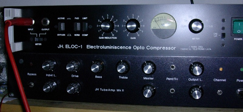JH Electroluminescent DIY Opto Compressor - DIYRE Wiki
