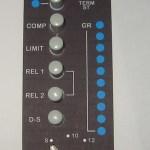 API525 front panel
