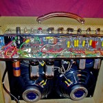 diy fender tweed bassman amp