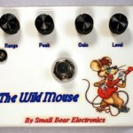 wild mouse filter pedal