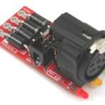 JLM 500-series rack power supply