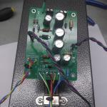 Tube mic power supply