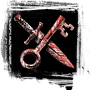 Guild Wars 2 - Thief Icon