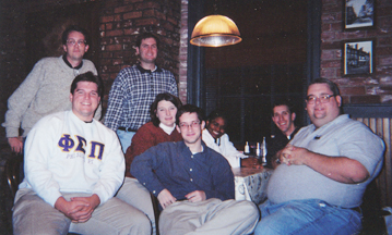 early picture of DVAC members