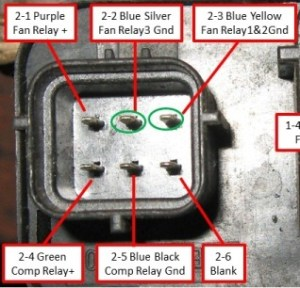 Radiator Fan Manual Switch S2  TechWiki