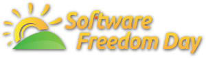 Logo de Software Freedom Day (SFD)