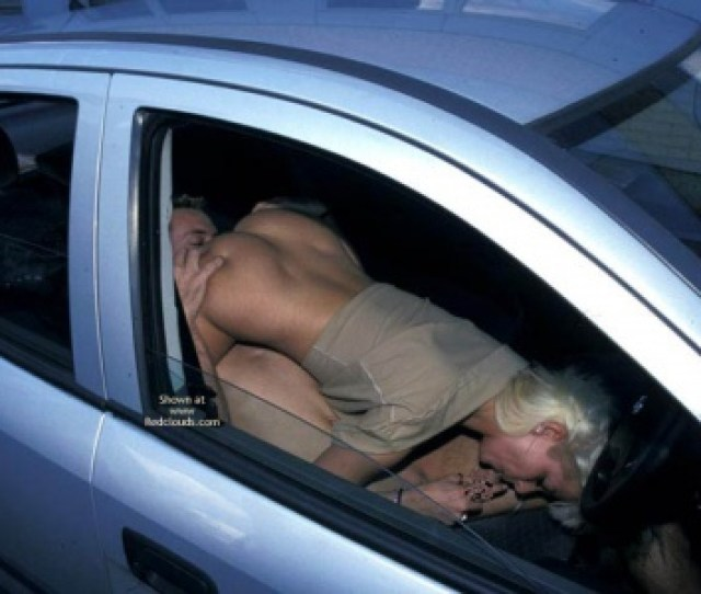 Candy Going  In Her Car This Is A Form Of Dogging
