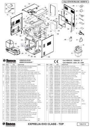 File:EXPRELIA EVO Parts Diagrampdf  Whole Latte Love Support Library