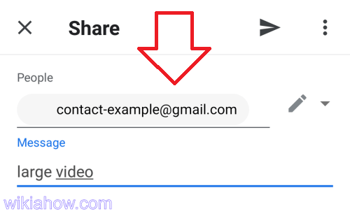 Google Drive Video Share