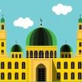 دعاء الخروج من المسجد