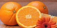 البرتقال وأنواعه وفوائده