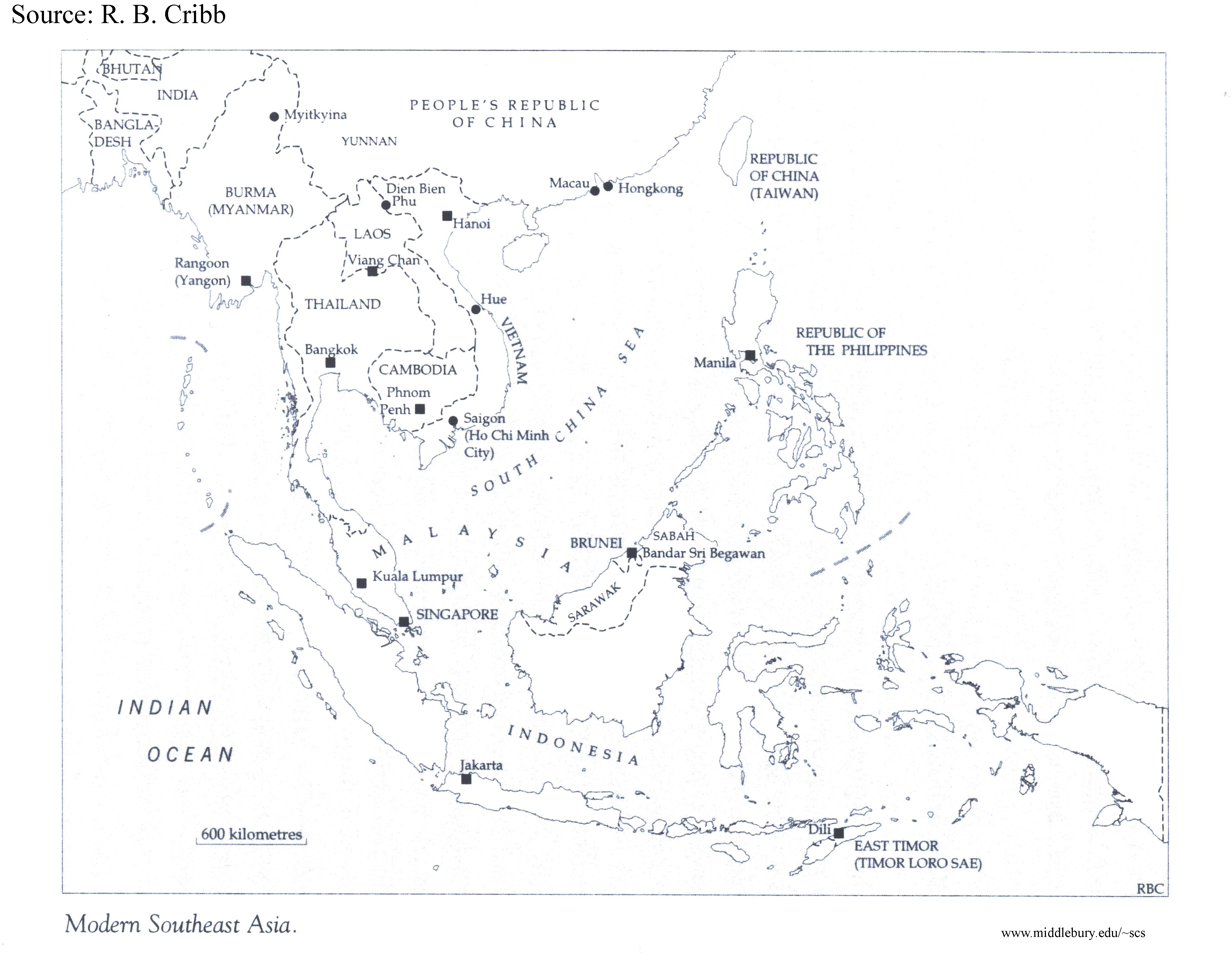 Southeast Asia Peripheral No More