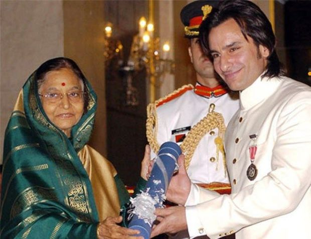 Saif Ali Khan's Padma Shri controversy