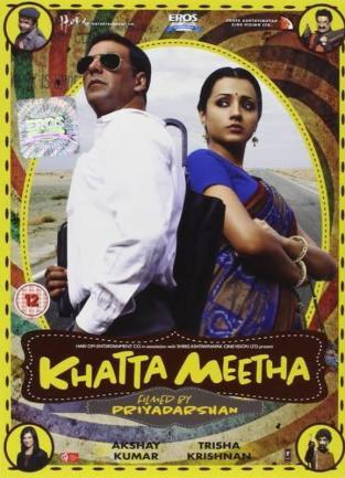 Trisha- Khatta Meetha