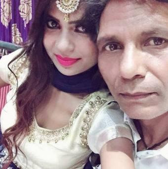 Shivani Khobiyaan's Sister and Father
