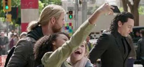 Shalom Brune-Franklin in Thor: Ragnarok (2017)