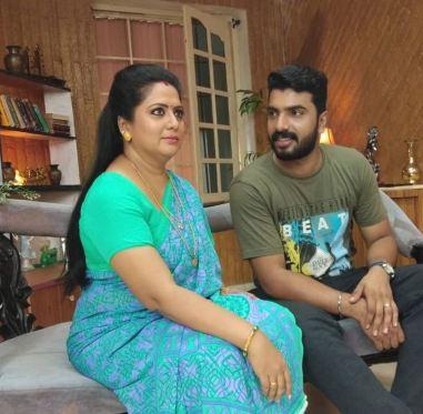 Anoop Krishnan in Seetha Kalyanam