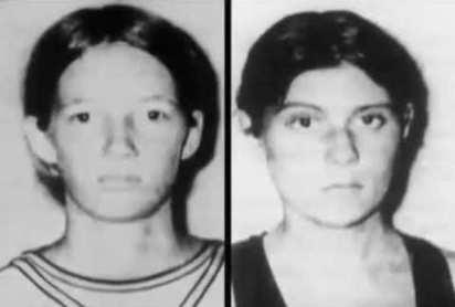 Barbara Smith and Mary Ellen Eather