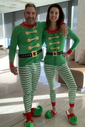 Grant Cardone with his wife