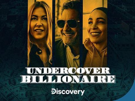 Undercover Billionaire (2021)