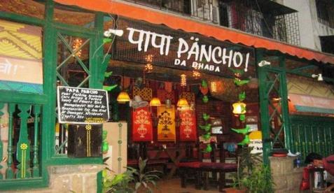 Papa Pancho Da Dhaba, Mumbai