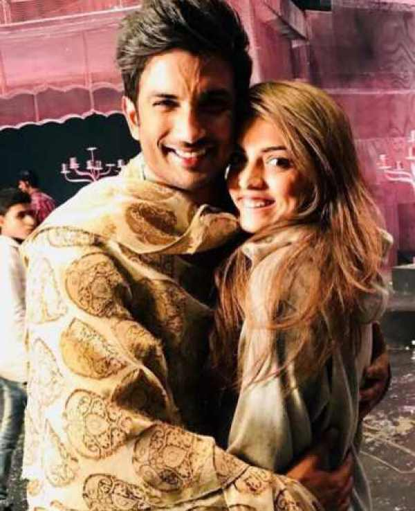 Shruti Sinha with Sushant Singh Rajput upcoming movie Drive