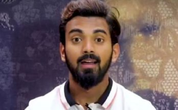 KL Rahul hairstyle and beard