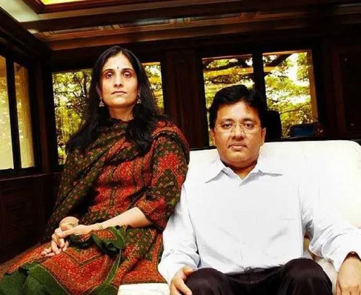 Kaviya Maran Parents father and mother