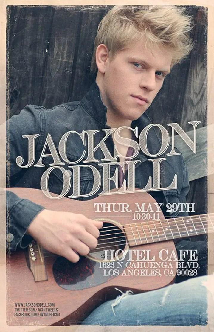 Jackson Odell