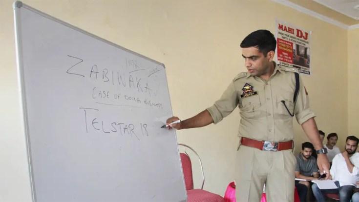 sandeep chaudhary ips