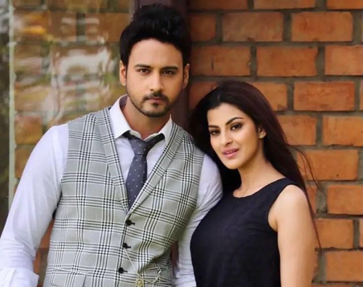Sanjana Banerjee and Yash