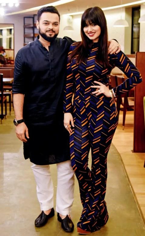 Farhan Azmi, Ayesha Takia's Husband