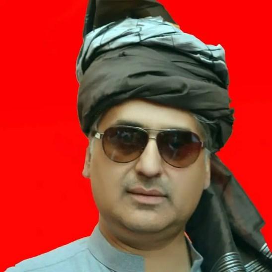 Haroon Bilour, ANP Candidate