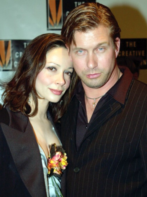 Kennya Baldwin, Stephen Baldwin's Wife