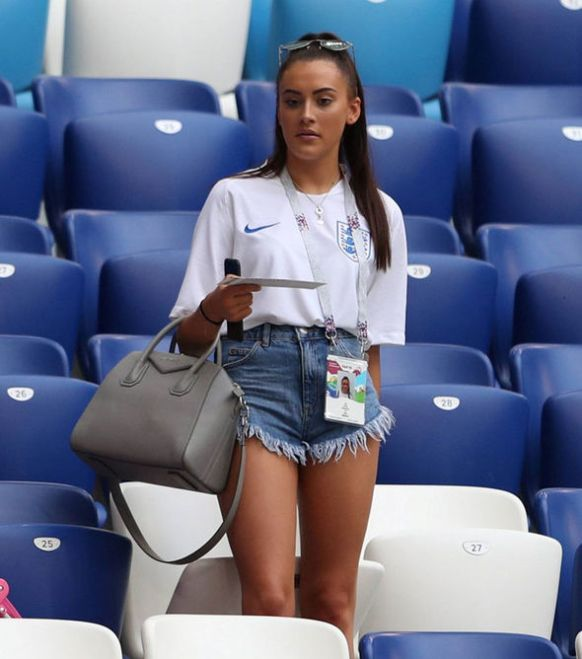 Lucia Loi, Marcus Rashford's Girlfriend