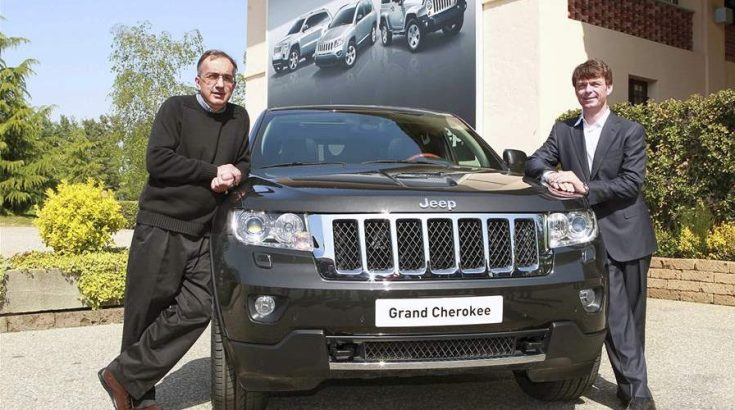 Mike Manley, New Fiat Chrysler Automobiles CEO