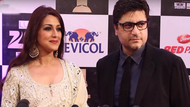 Goldie Behl, Sonali Bendre's Husband