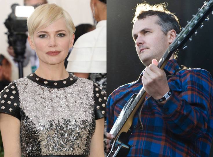 Phil Elverum, Michelle Williams Husband