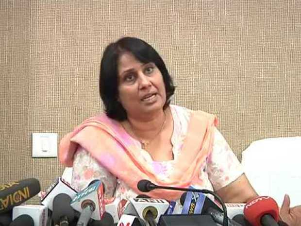 Salina Singh, IAS