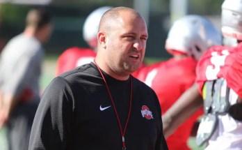 Zach Smith, Ohio State Coach