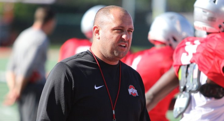 Zach Smith, Ohio State Coach