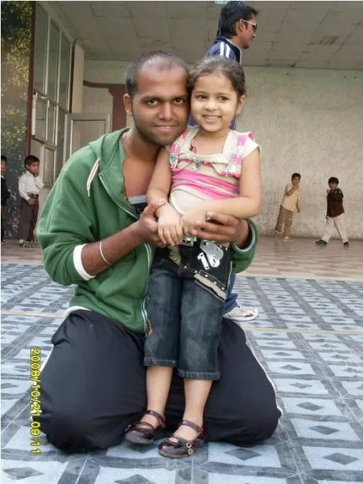 Abhijeet Shinde, Dancer