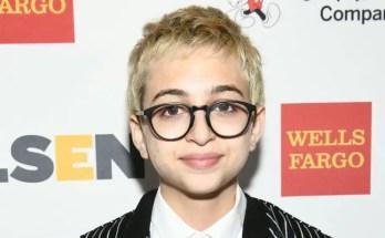 Josie Totah, Transgender actress