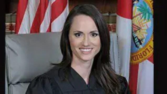 Elizabeth Scherer, Judge