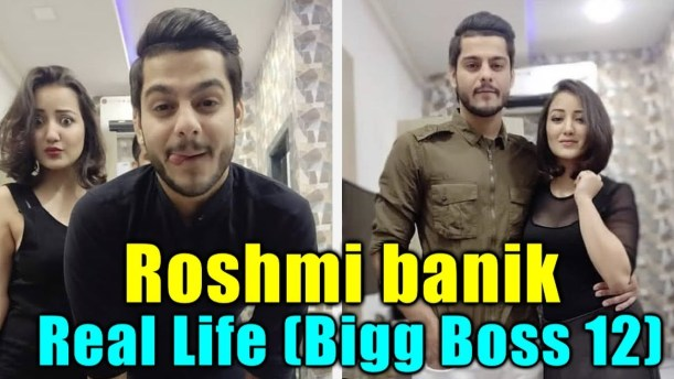 Roshmi Banik, Bigg Boss 12