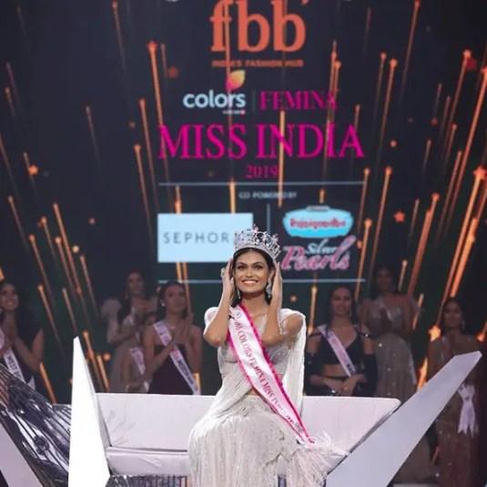 Suman Rao, Miss India 2019 Winner
