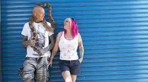 Siouxsie Gillette and her boyfriend