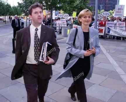 An Image of Eleanor Donaldson and her Husband