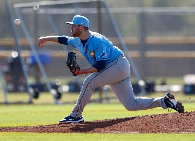 Tyler Zombro Playing Baseball