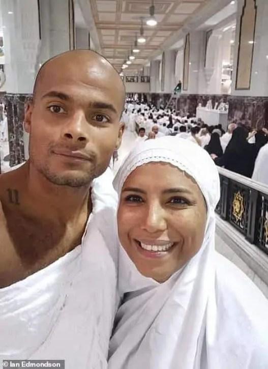 An Image of Salma Abdelati and Sebastian Eubank